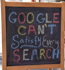 Every Search (earthdog) Tags: 2017 nikon d5600 nikond5600 18300mmf3563 word chalk chalkboard blackboard google sign