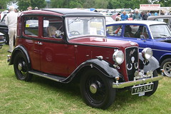 1935 Austin 4 Door Saloon. Moffat Classic Weekend. (Yesteryear-Automotive) Tags: austin motorcar car 1930s moffat classic weekend scotland