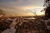 Vista lago (parolinfederico) Tags: a58 acqua alberi varese paesaggio colori color campodeifiori red landscape lights lombardia lago monte montagna sony sonya58 sigma sigma1020 sacromonte sunset tramonto neve