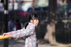 IMG_0864M 靜#2 (陳炯垣) Tags: girl outdoor park street