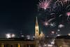 Sylvester (Anita Pravits) Tags: feuerwerk wien vienna fireworks sylvester newyearseve rudolfsheim