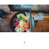 一會 (楚志遠) Tags: nikon sigma 35mm f14 art 台南 神農街 初衷燒烤 n95 日式料理 丼飯 鮭魚