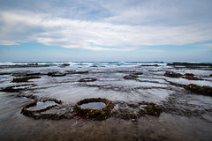 Ponta do Ouro Rock Pools (Neal_T) Tags: africa fuji fujifilm longexposure mozambique pontadoouro xt2 rockpools rocks
