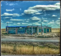 Lost... (Sherrianne100) Tags: motherroad dilapidated abandoned route66 newmexico