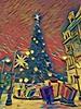 wesołych świąt (dwakretki) Tags: dwakretki photolabpro xperiaxzpremium xperia łódź lodz painterly soe
