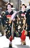 radiant (byzanceblue) Tags: miyagawacho gion kyoto maiko geisha geiko woman girl lady female beautiful cute pretty black kimono d850 nikkor bokeh