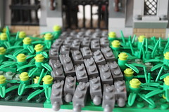 Path (-Matt Hew-) Tags: lego castle kingdoms moc photography technique foliage