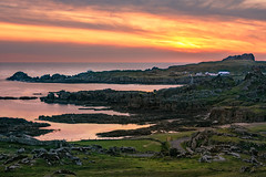 """Star Wars: The Last Jedi Movie Set"" – Malin Head (Gareth Wray - 10 Million Views, Thank You) Tags: star wars millennium falcon set malin head donegal county ireland wild atlantic way mark hamill irelands most northerly point banbas crown photographer vacation holiday europe d810 historic famous landmark tourist visit tourism seascape irish sea ocean coast costal shore gareth wray photography strabane uk movie galaxy may space ship prop viewing area buildings view sky lucas pinewood 8 eight 70200mm crew cast last jedi film landscape rock bay waterfront cliff"