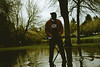 - Rich - (Philip Kisia) Tags: reflection water nubian ebony melanin bantu kenyan portland beaverton oregon musician