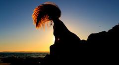 click (FRIHE_D) Tags: sunset atardecer pelo actitud