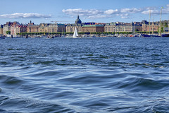 2017 0826 Stockholm 144-Edit (geeman39) Tags: fotografiska omdem1 olympus otherkeywords stockholm sweden tivoli zuiko12100f4prolens bicycle candid church cruiseship museum photography race stainedglass tourist travel triathlon watertaxi
