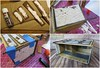 1:6 Birch Bark Dresser (2 of 3) (Foxy Belle) Tags: tutorial how make diorama barbie doll 16 scale cabin log furniture cardboard dresser twig diy craft play miniature dollhouse scrapbook paper wood grain wooden twigs birch woodsy