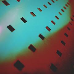 350 : 365 : VI (Randomographer) Tags: project365 square panel diminish perspective colorful pattern minimal 350 365 vi