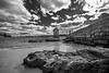 DSC00942 (Damir Govorcin Photography) Tags: camp cove beach watsons bay sydney blackwhite monochrome clouds wide angle zeiss 1635mm sony a7rii