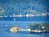 Pacific Northwest Coast (knightbefore_99) Tags: west coast bc canada pacific ocean northwest view burnaby mountain park sea sailboat nice sol sun sunny