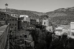 Tempio di Vesta (II sec. a.C.) - Tivoli (Andreas Laimer) Tags: tivoli panorama tempio bw contrasto hdr sony nex6 zeiss 24mm f18 edifici vista