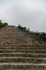 2017-12-07_12-23-35_ILCE-6500_DSC03006_DxO (miguel.discart) Tags: 2017 24mm archaeological archaeologicalsite archeologiquemaya coba createdbydxo dxo e1670mmf4zaoss editedphoto focallength24mm focallengthin35mmformat24mm holiday ilce6500 iso100 maya mexico mexique sony sonyilce6500 sonyilce6500e1670mmf4zaoss travel vacances voyage yucatecmayaarchaeologicalsite yucateque