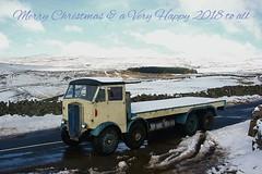 Ho Ho Ho :) (ekawrecker) Tags: afx790 aec mammoth major lorry truck snow