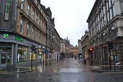 Christmas Day in Glasgow (18) (daniel0685) Tags: christmasday glasgow scotland wet rain uk quiet christmas emptystreets scottishwinter
