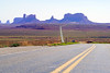 Iconic Highway 163 towards Monument Valley, Utah, USA (Andrey Sulitskiy) Tags: usa utah monumentvalley