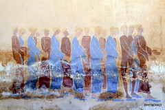 Reformierte Kirche Giarsun (HITSCHKO) Tags: kirche giarsun schweiz suisse svizzera switzerland bündnerland graubünden engadin unterengadin scuol surtasna lavin reformiert saalkirche romanisch guarda