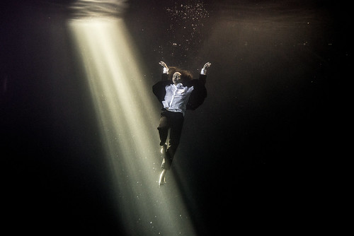 Watch: Underwater dance film explores what it's like living with depression