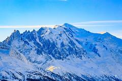 Massif du Mont-Blanc vu du Tour (patrickburtin) Tags: montblanc aiguille du midi brévent massif