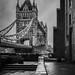That Side Of The Bridge - Tower Bridge London by Simon & His Camera