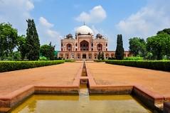 Humayun's Tomb (Rod Waddington) Tags: india indian new delhi humayun tomb building architecture historical history landscape humayuns