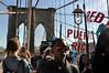 Resist 2017 (greenelent) Tags: resist protest resist2017 streets demonstrations climatechange brooklynbridge newyork