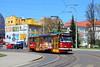 Mmmmh, lecker... (trainspotter64) Tags: strasenbahn tramway tram tranvia streetcar ostrava škoda liberec tatra t3 čkd dpml tschechien böhmen