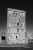 Kells Priory Ruins 2 B&W (Canon Queen Rocks (1,870,000 + views)) Tags: blackandwhite tower ruins kellspriory cokilkenny ireland monks structure ancient medieval kells monument augustine sky stonework landscape building