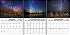"New Year's gift 2 U (IronRodArt - Royce Bair (""Star Shooter"")) Tags: calendar milkyway nightscapes starrynightquotes starrynight nightphotography newyear"