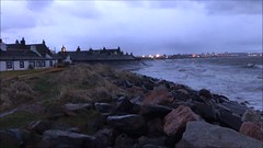 Raging Waters - Footdee Beach  Aberdeen Scotland 5th Jan 2018 (DanoAberdeen) Tags: danoaberdeen harbour fittie footdee water coastline coast seascape seashore aberdeen aberdeencity aberdeenharbour aberdeenbeach fishingvillage beach playa plage autumn winter summer spring iphone iphone7plus iphoneography video mpeg mp4 4k ecosse escocia scotland scotia scottishhighlands scotch scottishwilderness breakwater danophotography 2018 candid amateur northsea northeast northseasupplyvessels northeastscotland grampian abdn abz silvercity tidalwave roughsea dangerous scottishweather typhoon raining whitewater storm stormy choppy flood navigable rough sea waters swollen turbulent waves raging angry oilandgas offshoreships oilships bluesky schotland aht merchantships
