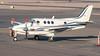 Raytheon C90A King Air N156MG (ChrisK48) Tags: 2000 aircraft airplane beech beechcraft c90b dvt kdvt kingair n156mg phoenixaz phoenixdeervalleyairport raytheonc90a