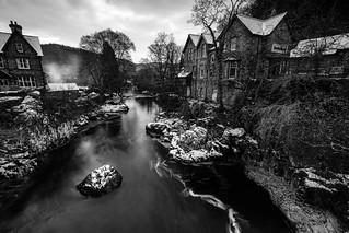 Afon Llugwy Betws Y Coed