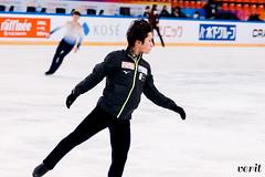 Shoma Uno (asveri) Tags: figureskating isufigureskating skating practice gpfrance grandprix ifp2017 internationauxdefrance shomauno