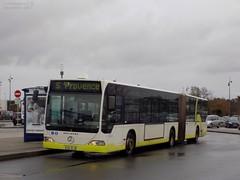 Mercedes Citaro G €2 n°401 (ChristopherSNCF56) Tags: mercedes bus citaro g articulé bibus brest transport brestois urbains