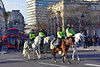 Mounted Police... (John A King) Tags: mounted police trafalgar square
