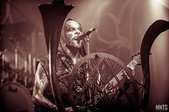 Behemoth - live in Warszawa 2017 fot. Łukasz MNTS Miętka-46