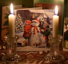 The Original Christmas Card.