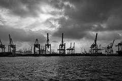 Hamburg (neuhold.photography) Tags: boot elbe f�hre hafen hamburg seefahrt werft