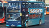 Arriva Yorkshire SN15 LLT 1925 (WY Bus Spotter) Tags: arriva yorkshire sn15llt 1925 huddersfield leeds dewsbury adl alexander dennis limited e400 enviro 400 enviro400 e40d 202 203 depot west bus spotter wybs max branded