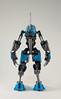Corpus Rahkshi - Tear Back (0nuku) Tags: bionicle lego rahkshi kraata corpusrahkshi adaptation azure 3dprinting spine