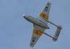 Vampire (Bernie Condon) Tags: vampire vampires dehavilland fighter bomber trainer military warplane jet vintage preserved shoreham