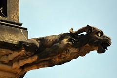 Gargoyles - 49 (fotomänni) Tags: gargoyles gargouille skulptur sculpture skulpturen steinfiguren prag praha prague veitsdom manfredweis