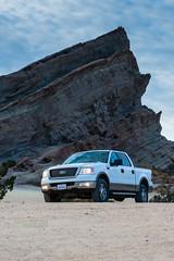 Vasquez Rocks-10 (Diving Pete) Tags: california fordf150 intobeyondphotography location pickup usa vasquezrocks vehicle