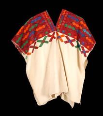 Maya Huipil Tenejapa Chiapas Mexico (Teyacapan) Tags: chiapas tseltal maya huipils tenejapa museum textiles clothing ropa