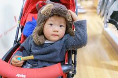 嘟嘟@浦东嘉里中心Gap Kids (Yang Yu's Album) Tags: chenyang son kids kerrycenter pudong shanghai 上海 浦东 嘉里中心 辰阳 儿子 儿童