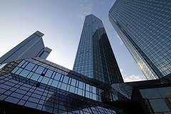 Frankfurt0322 (schulzharri) Tags: downtown city stadt skyscraper hochhaus wolkenkratzer frankfurt deutschland hessen